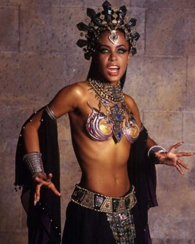 Aaliyah jako