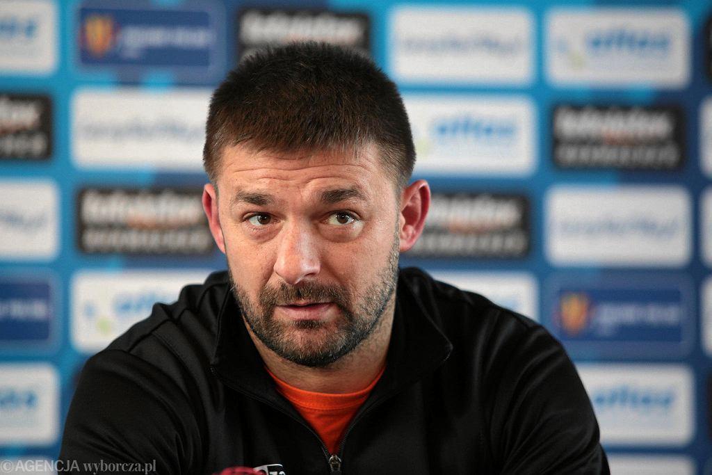 Trener Dariusz Pietrasiak