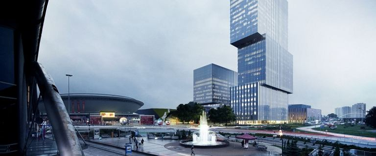 Katowice. Rusza budowa nowoczesnego ponad 130-metrowego wieżowca