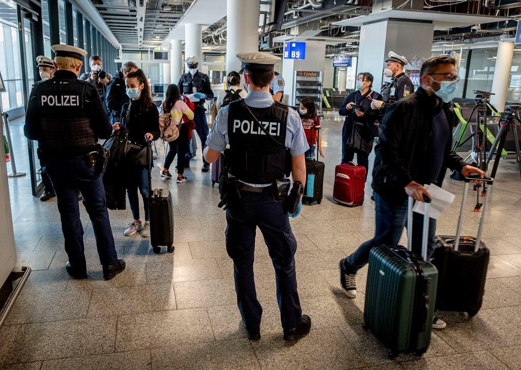 Niemcy. Rząd planuje restrykcje dla niezaszczepionych (zdjęcie ilustracyjne)