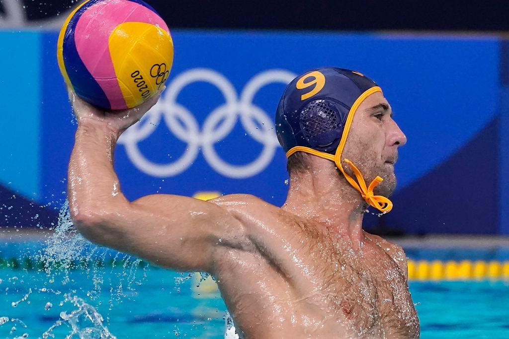 Byli faworytami, odpadli już w ćwierćfinale. Piłkarze wodni z Czarnogóry nie zdobędą medalu