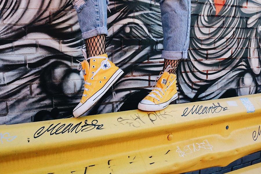 Trampki Converse nietypowe fasony i kolory