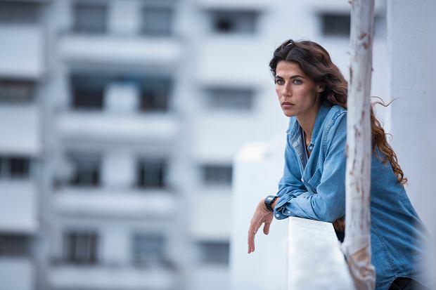 Karima Adams jako Leyla Toumi w 'Deep State'