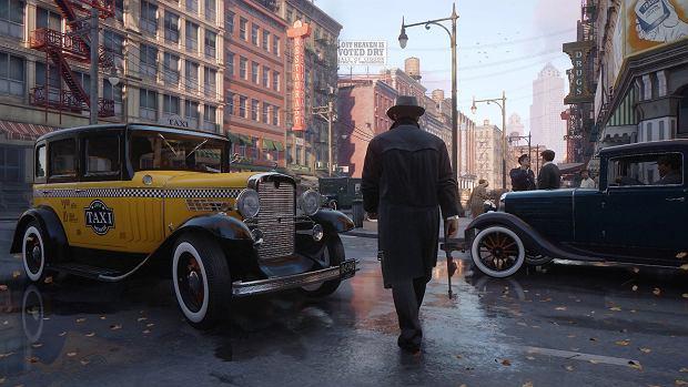 Początek i koniec Mafii na jednym obrazku. Od taksówkarza do gangstera.