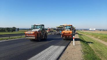 A4 remont pomiędzy Górą św. Anny i granicą woj. opolskiego i śląskiego