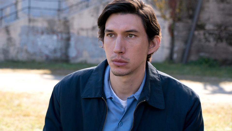 Adam Driver w filmie ''Paterson''