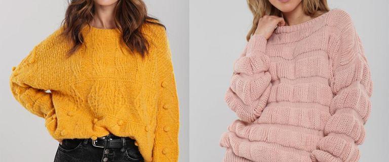 Swetry z rękawami XXL. Mamy dla was modele, obok których nie przejdziecie obojętnie