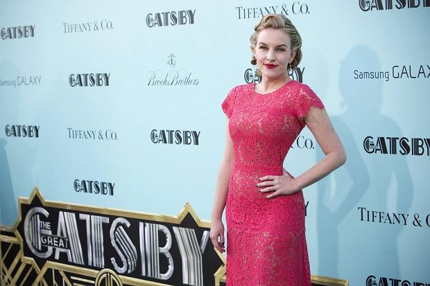 Actress Kate Mulvany attends the 'The Great Gatsby' world premiere at Avery Fisher Hall at Lincoln Center for the Performing Arts in New York May 1, 2013. REUTERS/Andrew Kelly (UNITED STATES - Tags: ENTERTAINMENT)