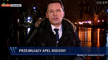 'Wiadomości' TVP z 14 stycznia 2019 roku