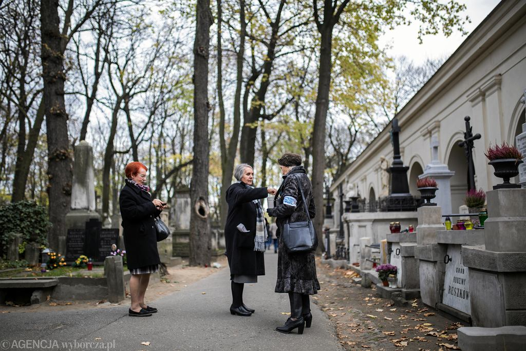 Cmentarz na Powązkach