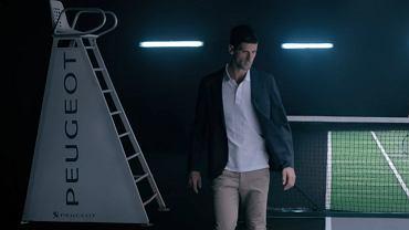 Peugeot i Novak Djokovic