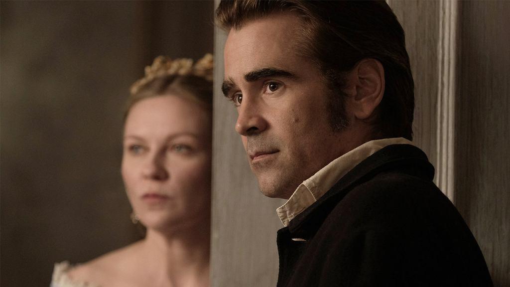 Kirsten Dunst i Colin Farrell w filmie 'Na pokuszenie', reż. Sofia Coppola