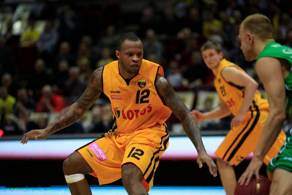 Koszykarze Trefla wygrali z Anwilem