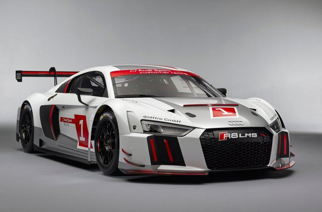 Audi R8 LMS 2015