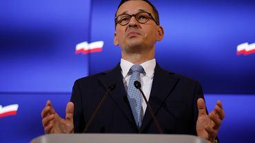 Rząd Morawieckiego liczy na zmianę rozporządzenia UE. Domaga się wykreślenia słowa praworządność