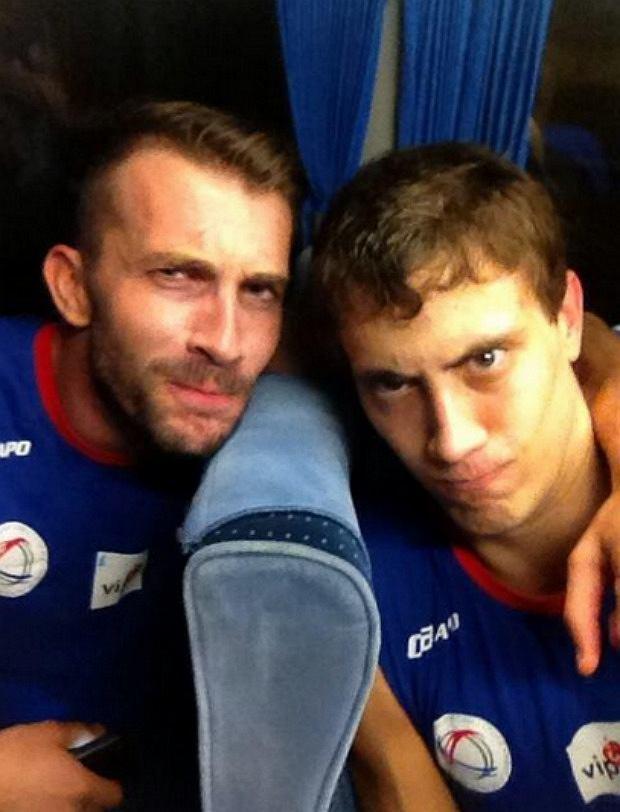Nikola Kovacević i Aleksandar Atanasijević