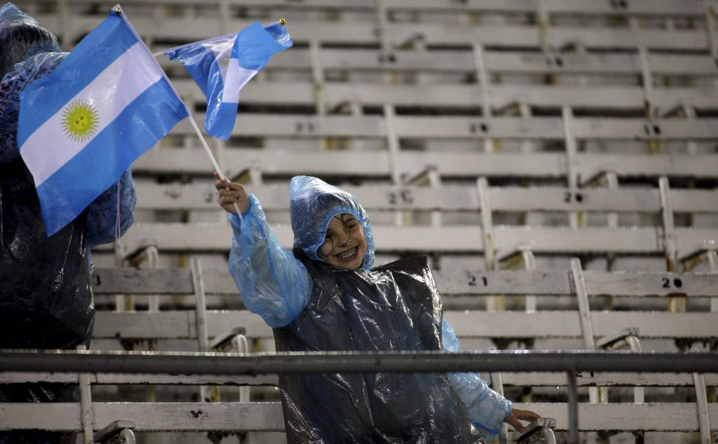 Argentyna po piętnastu latach przerwy wróciła na rynek długu.