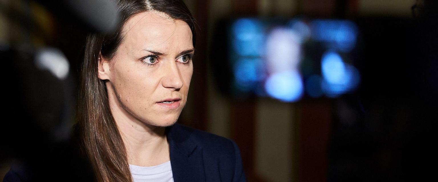 Posłanka PO Agnieszka Pomaska (fot. Jan Rusek/AG)