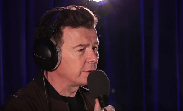 Rick Astley - Fragile (Sting Cover)