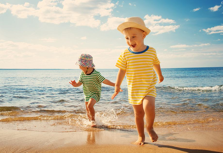 Moda wakacyjna dziecięca