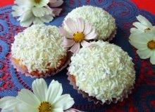 Muffinki kokosowe z Malibu - ugotuj