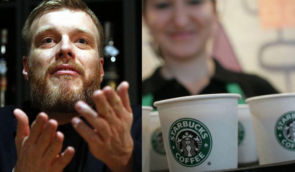 Starbucks w Niemczech, prowadzony przez polską firmę, poszukuje Polaków do pracy. Adam Zandberg uznaje to za kontrowersyjną decyzję.