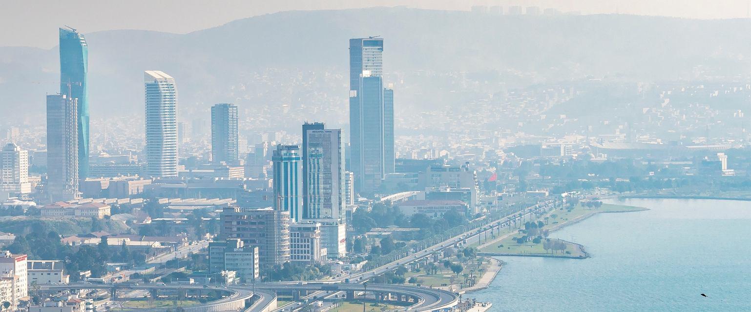 Widok na Izmir (fot. Shutterstock)