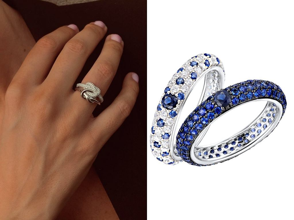 pierścionki Les Favorites Paris