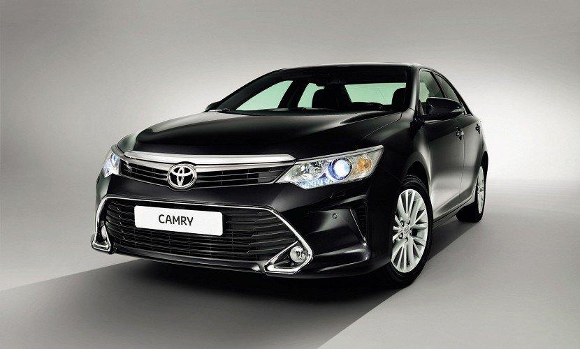 2015 Toyota Camry (wer. rosyjska)