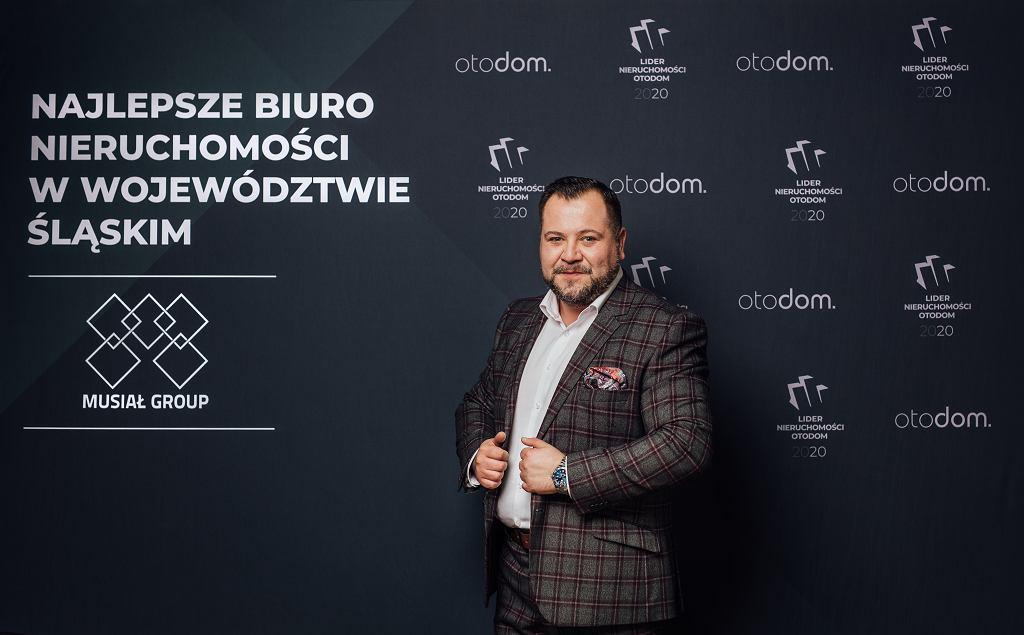 Lider Nieruchomości Otodom 2020. Musiał Group śląskim Liderem Nieruchomości