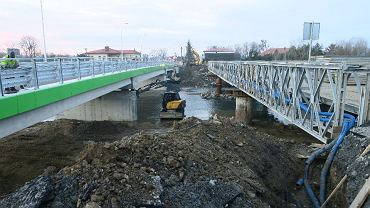 Most na Wiśle w Ochabach jest już przejezdny. Budowa nowej przeprawy pochłonęła 7,7 mln zł