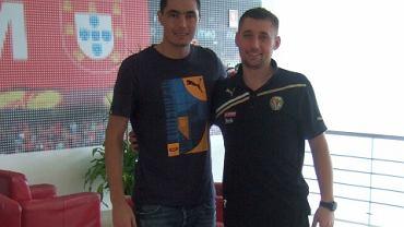 Trener Arkadiusz Bator