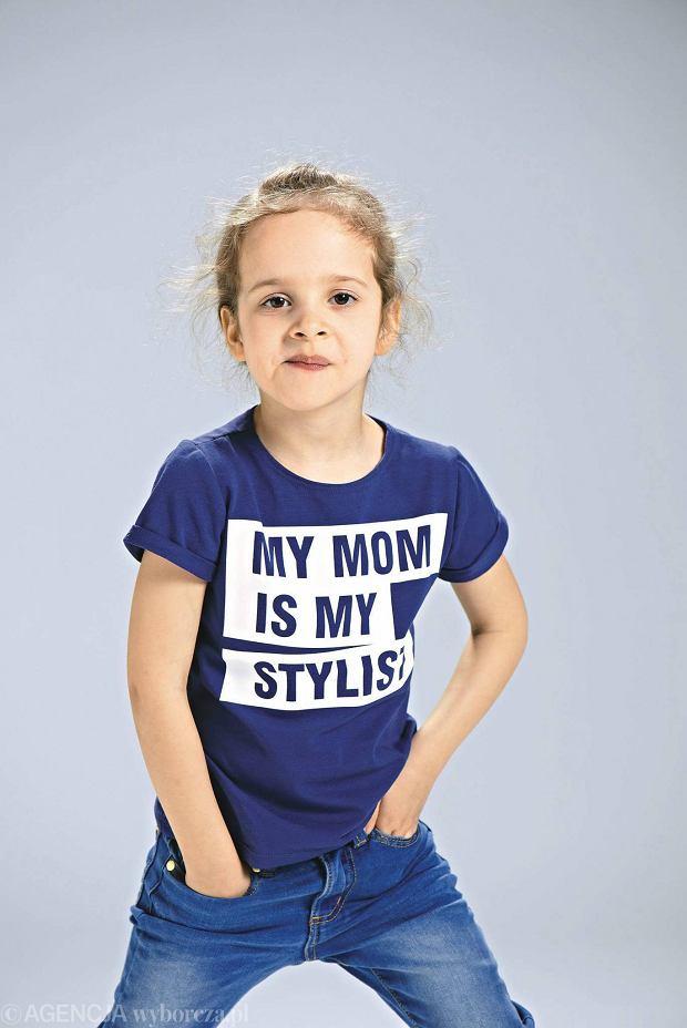 Moda dla dzieci: t-shirty