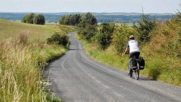 Rowerem przez Dolny Śląsk i nie tylko. 150 km nowych tras [MAPA]
