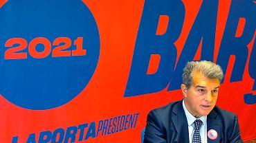 Laporta chce ściągnąć do Barcelony legendę klubu. Na dniach ma zrezygnować z pracy
