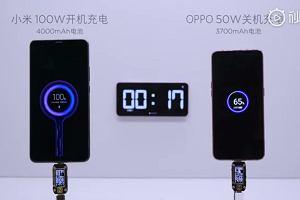 Pełne ładowanie smartfona w 17 minut? Xiaomi ma nową, piekielnie mocną ładowarkę