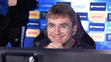 Olek 'hades' Miśkiewicz reprezentuje barwy ENCE.