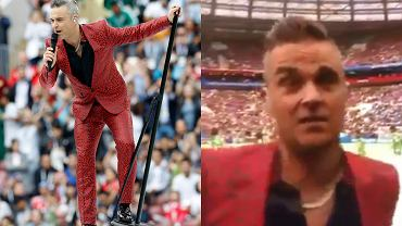 Mundial 2018, Robbie Williams