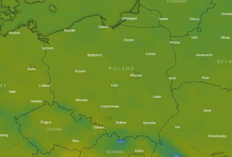 IMGW prognozuje ciepły początek lutego (zdjęcie ilustracyjne)