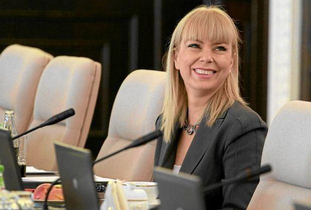 Wicepremier Elżbieta Bieńkowska
