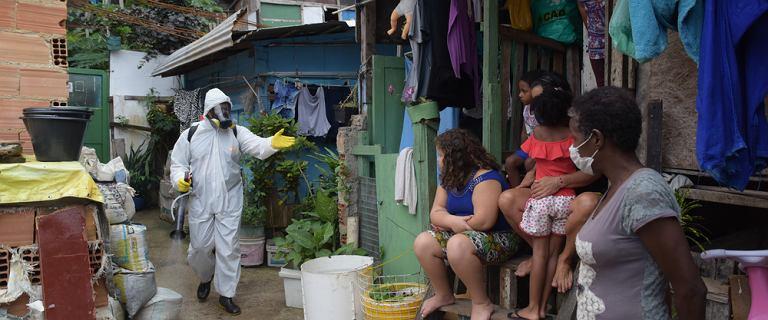 W Brazylii odkryto nowy wariant koronawirusa. Co wiemy do tej pory