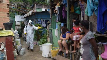 W Brazylii wykryto nowy wariant koronawirusa