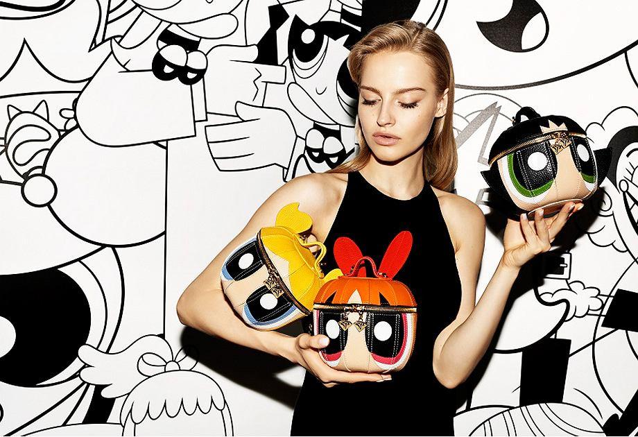 Sabrina Pilewicz - kolekcja Powerpuff Girls