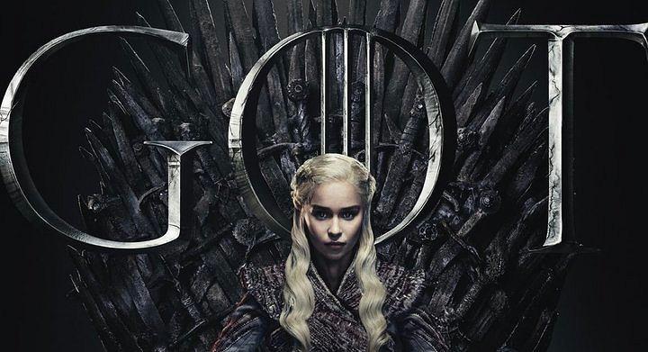 Gra o tron - 8 sezon (plakat)