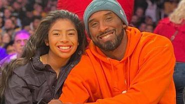 Kobe Brayant z córką