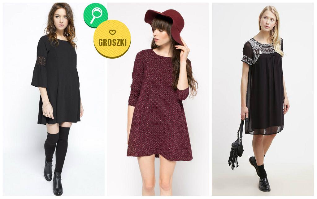 Sukienki swingowe - nie tylko na wielkie wyjście