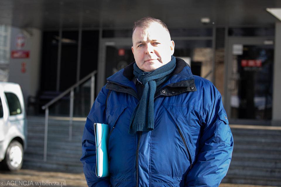 Zdjęcie numer 1 w galerii - Prokuratura z Chełma od 13 lat ściga białoruskiego opozycjonistę, który uciekł cudem przed reżimem Łukaszenki