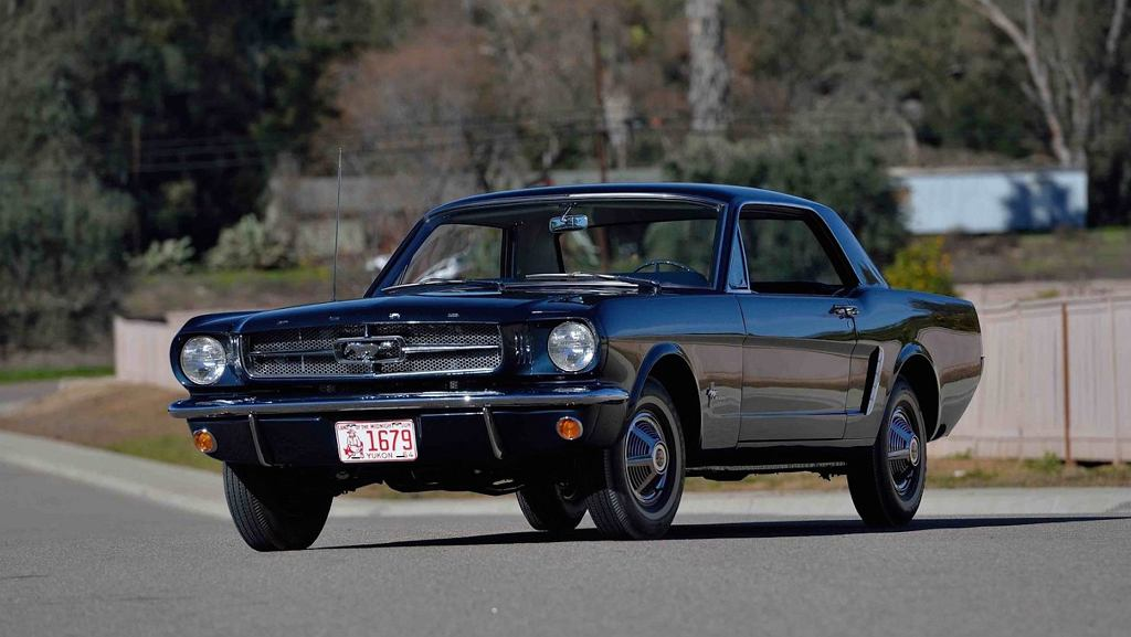 Ford Mustang z 1965 roku