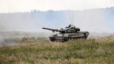 Czołg (zdjęcie ilustracyjne)