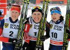 Justyna Kowalczyk 50. na 10 km łyżwą w Toblach. Bieg bolesny, ale konieczny. Znów najlepsza Charlotte Kalla, znów podium bez Marit Bjoergen